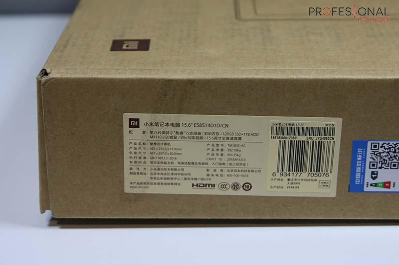 Xiaomi Mi Notebook img02