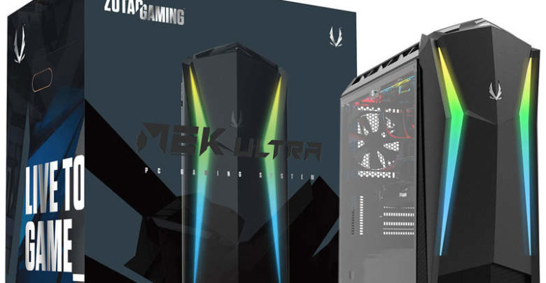 Photo of Zotac MEK Ultra, nuevo equipo gaming de muy alta gama