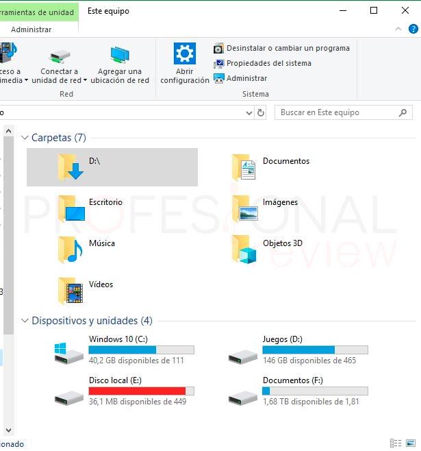Activar DLNA en Windows 10 tuto04