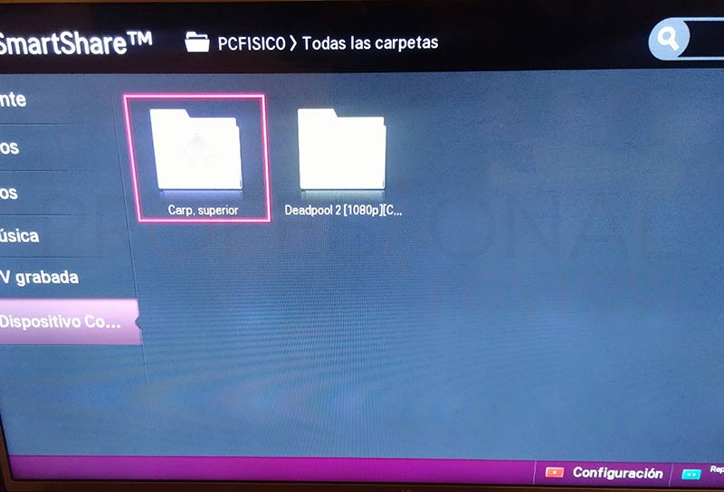 Activar DLNA en Windows 10 tuto13