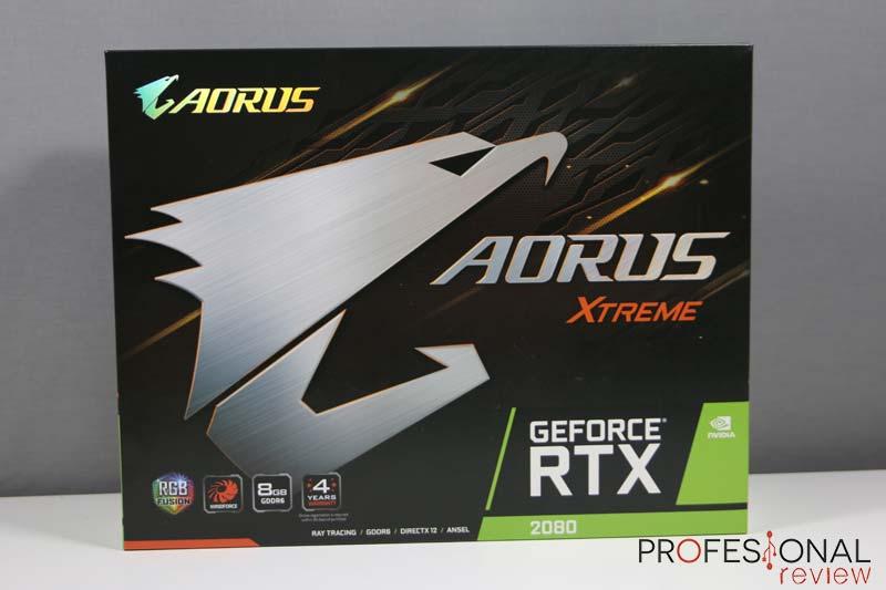 AORUS RTX 2080 Xtreme Review