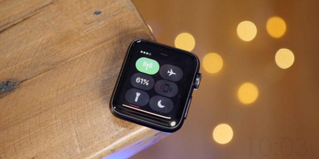 Cómo comprobar el tiempo de uso de la batería de tu Apple Watch