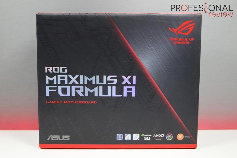 Asus Maximus XI Formula review