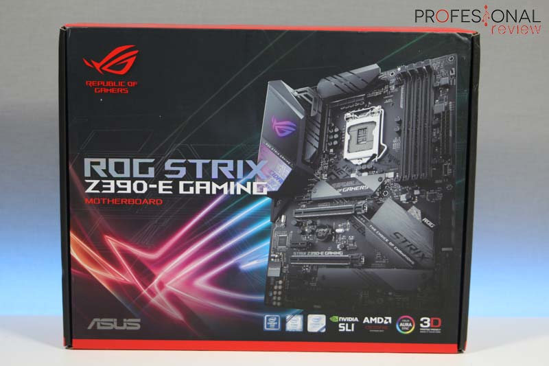 Asus ROG Strix Z390-E Gaming Review