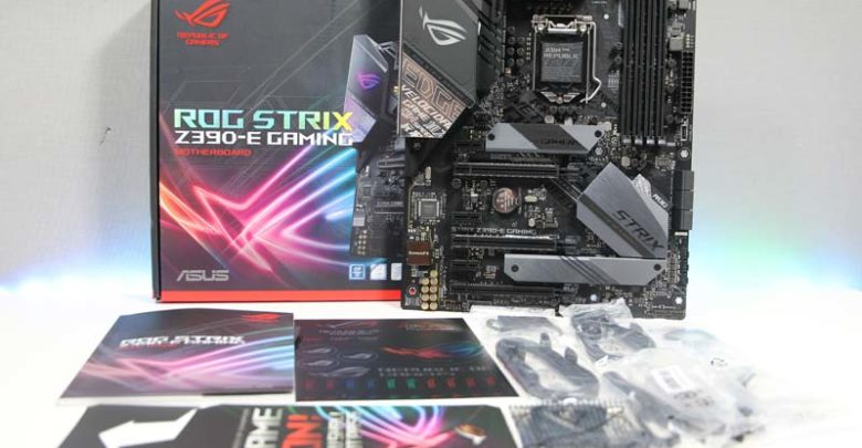 Photo of Asus ROG Strix Z390-E Gaming Review en Español (Análisis completo)