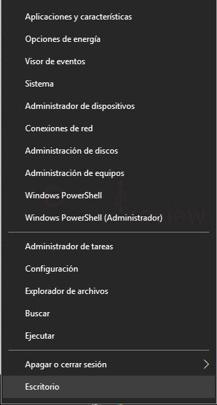 barra de tareas Windows 10 p1