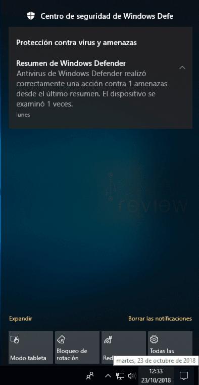 barra de tareas Windows 10 p3