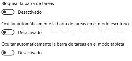 barra de tareas Windows 10 p6