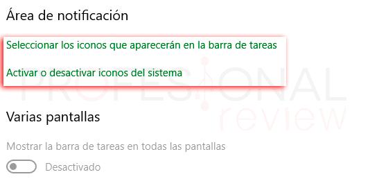 barra de tareas Windows 10 p8