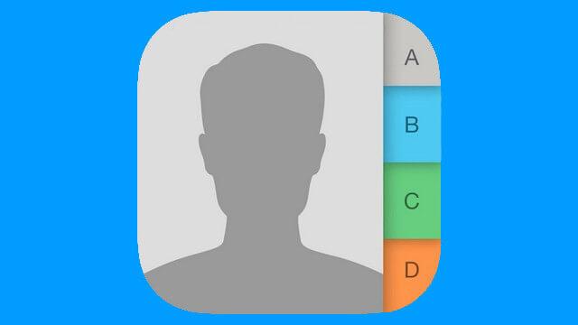 Cómo borrar contactos en tu iPhone