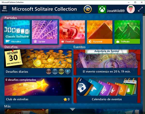 Buscaminas en Windows 10 tuto05