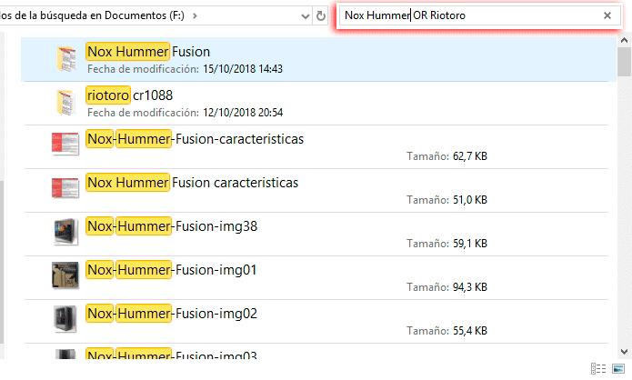 Buscar archivos en Windows 10 tuto04