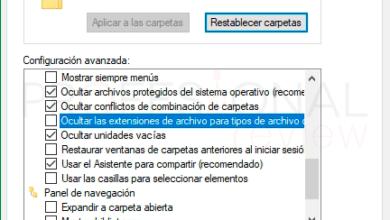 Photo of Cómo ver extensiones de archivos paso a paso
