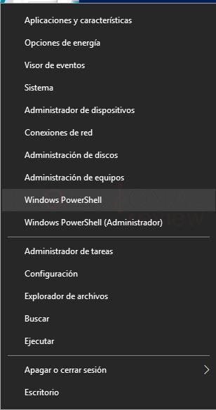 Extensión de archivo en Windows 10 tuto04