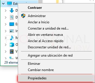 Cambiar nombre de equipo Windows 10 p01