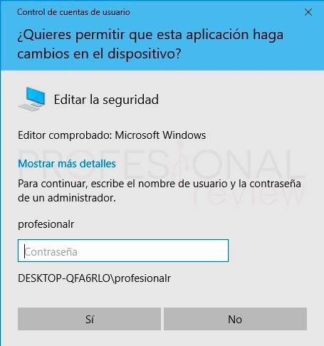 Cambiar de usuario en Windows 10 tuto07