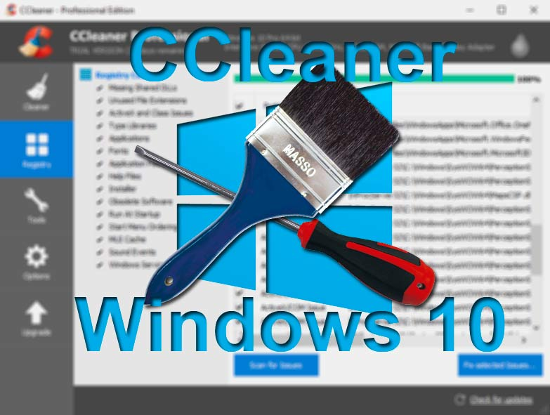 ccleaner pro para windows 10