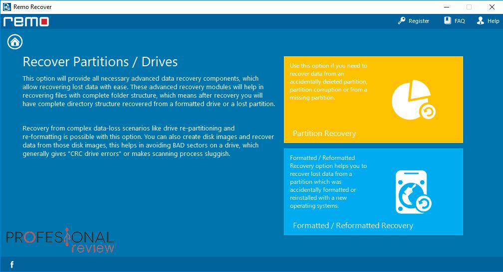 CHKDSK no está disponible para unidades RAW paso08