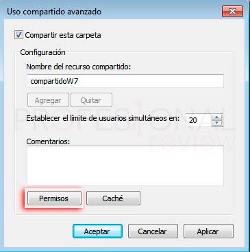 Compartir carpeta Windows 10 p14