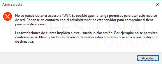 Compartir carpeta Windows 10 p19