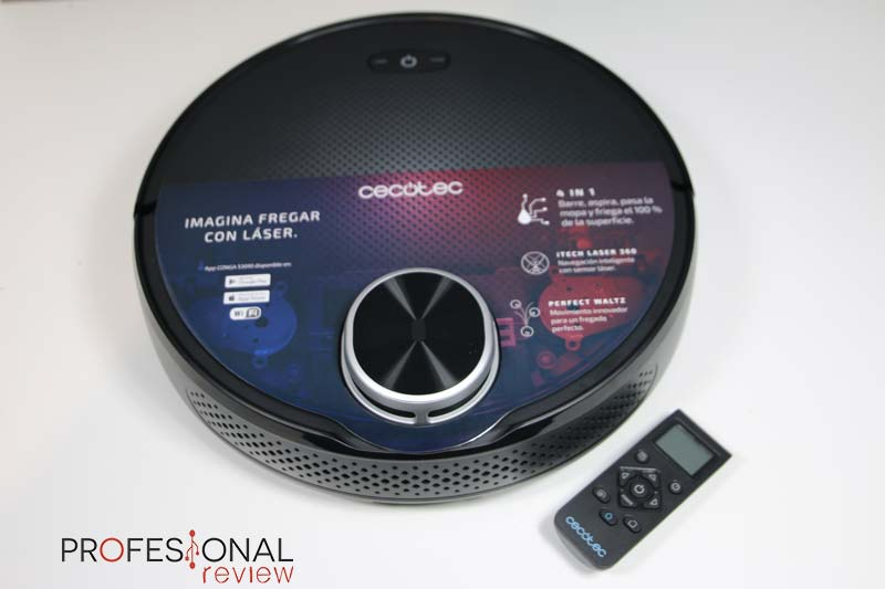 Conga Serie 3090 review