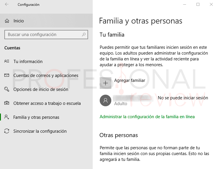 Control parental Windows 10 paso01