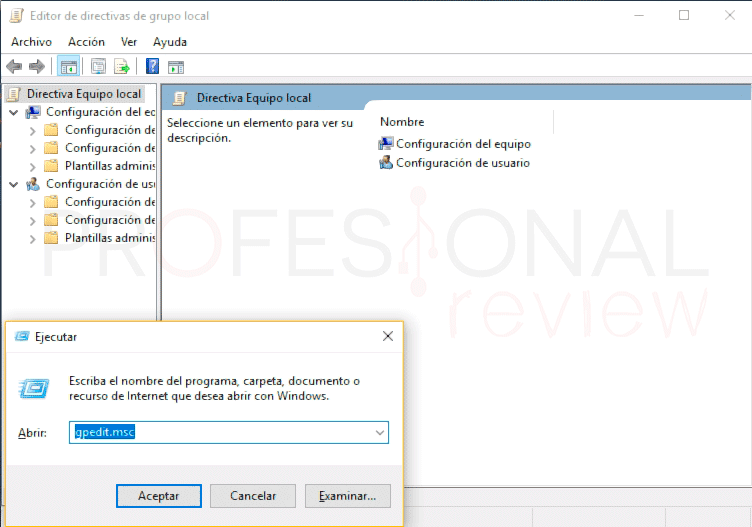 Desactivar actualizaciones Windows 10 p10