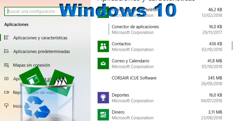 Photo of Cómo desinstalar un programa Windows 10