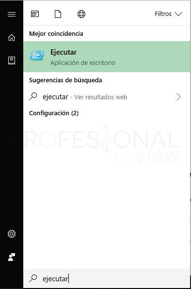Ejecutar en Windows 10 p01