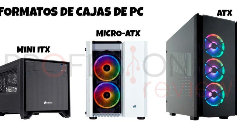 Photo of Tipos de torre, chasis o caja para PC: ATX, micro ATX e ITX