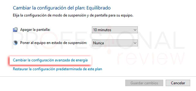 Hibernar Windows 10 p09