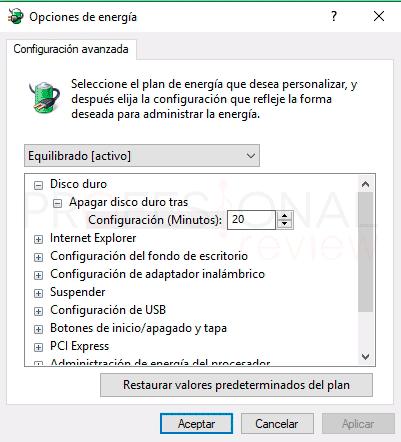 Hibernar Windows 10 p10