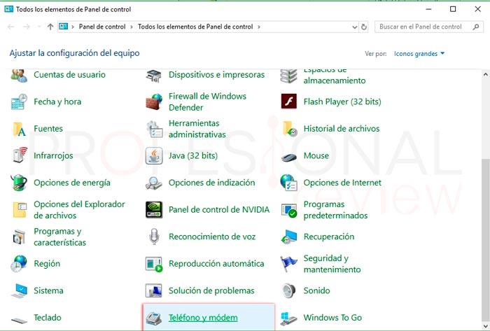 Hyperterminal en Windows 10 tuto04