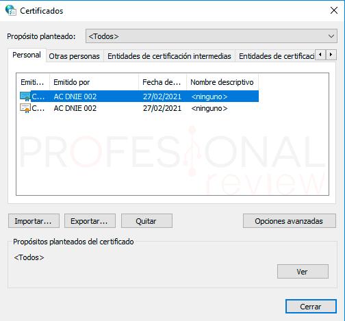 Instalar DNI electrónico Windows 10 paso10