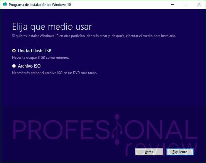 Instalar Windows 10 desde USB p01