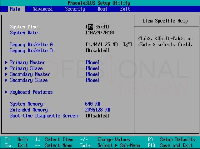 Instalar Windows 10 desde USB p02