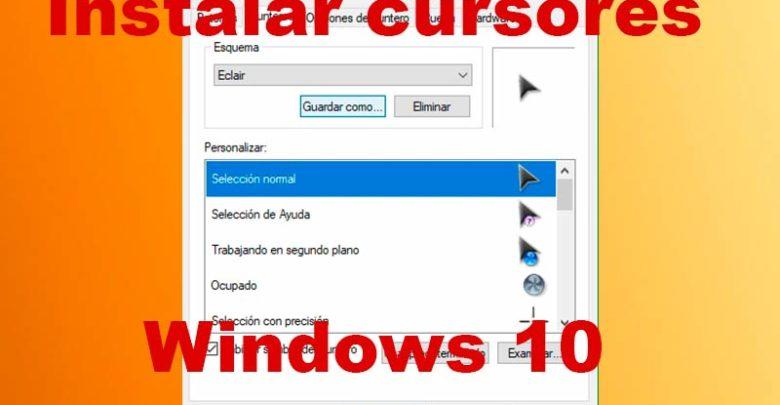 Photo of Cómo instalar cursores en Windows 10 personalizados