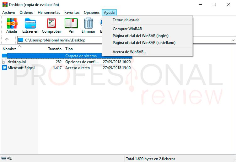 Instalar WinRAR en Windows 10 paso03