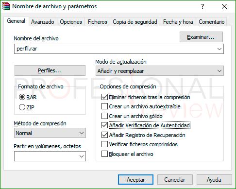 Instalar WinRAR en Windows 10 paso09