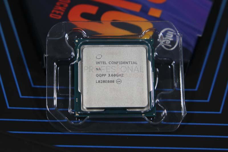 Intel Core i9 9900K análisis