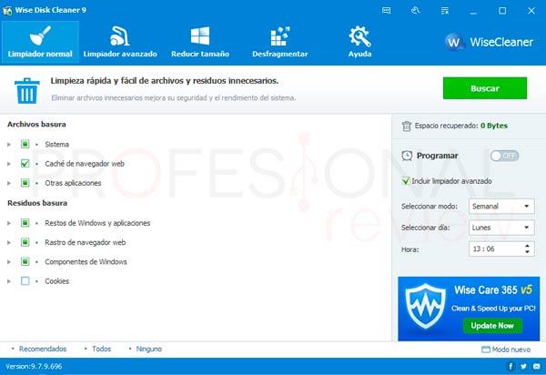 Limpiador de PC gratis img07