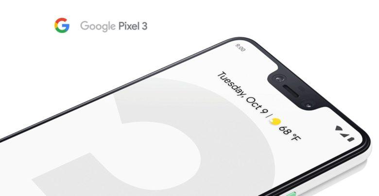 Photo of El Google Pixel 3 XL permite ocultar el notch