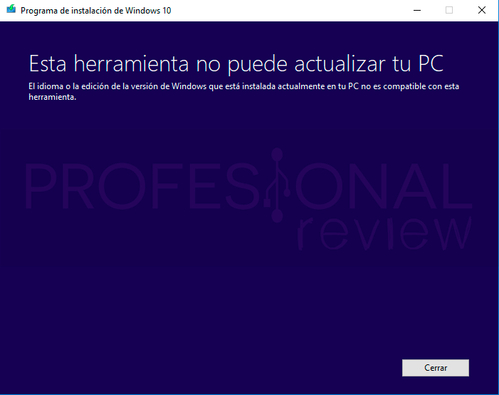 Media Creation Tool Windows 10 paso03