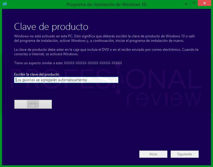 Media Creation Tool Windows 10 paso05
