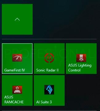 Personalizar menú inicio en Windows 10 paso 06
