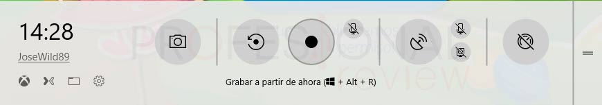 Modo juego Windows 10 tuto07