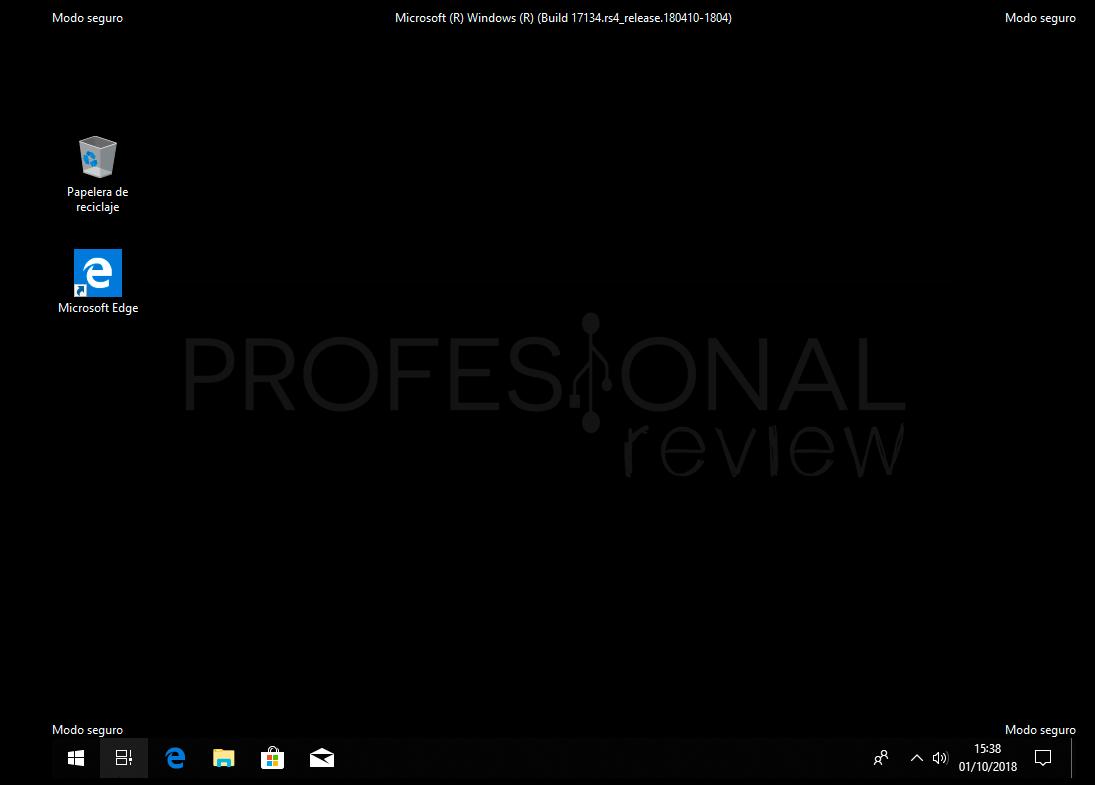 Modo seguro Windows 10 paso05