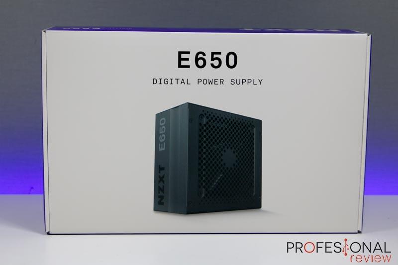 NZXT E650