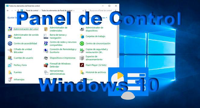 Photo of Cómo abrir el panel de control Windows 10