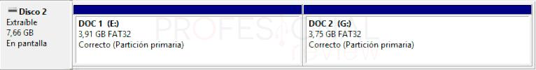 Particionar disco duro Windows 10 p25